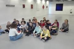 """IVB na warsztatach edukacyjnych pt: """"Geometria i piękno""""."""