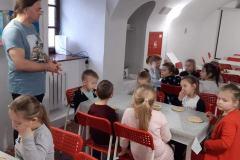 """Zajęcia w Muzeum J. Malczewskiego -""""Śladami Smoka Wawelskiego"""""""